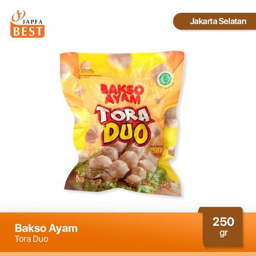 Foto Produk Bakso Ayam Tora Duo 250 gr dari Japfa Best Jakarta