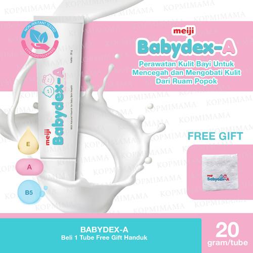 Foto Produk Babydex-A 20g (1 pc) Free SP TROCHES Strawberry dari Kopmimama Baby