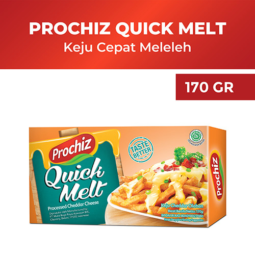 Foto Produk PROCHIZ Quick Melt 170gr dari Prochiz