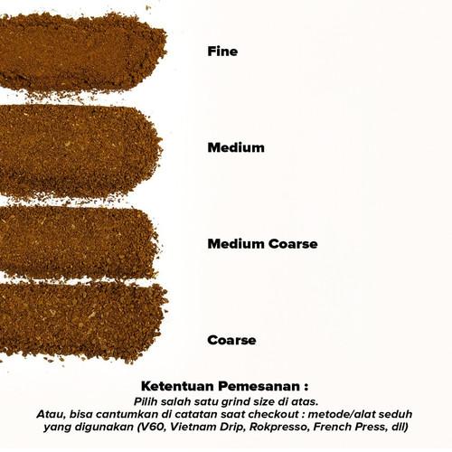 Foto Produk Kopi Arabika Toraja Pulu Pulu 100 gram (Biji/Bubuk) - Biji dari CuppaJoe