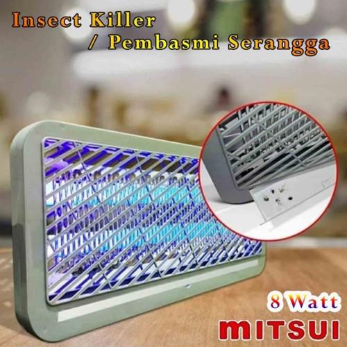 Foto Produk Insect Killer / Lampu Nyamuk UV Pembunuh Serangga 8 Watt MITSUI dari Tunas Electric