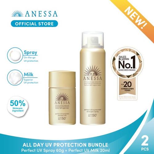 Foto Produk BUNDLING PROMO ANESSA ALL-DAY UV PROTECTION dari Anessa Official Store