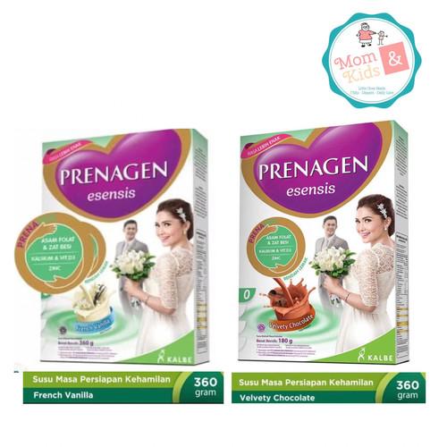 Foto Produk Prenagen Esensis 360 gr / Susu Persiapan Kehamilan 360gr - Vanila dari Toko Susu Mom n Kids