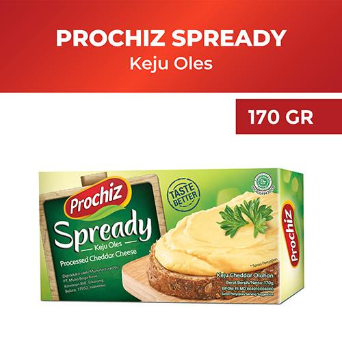 Foto Produk PROCHIZ Spready 170 gr dari Prochiz