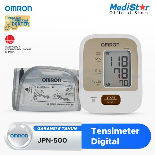 Foto Produk OMRON Blood Pressure Monitor JPN-500 dari MediStar