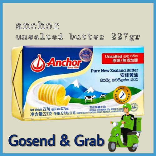 Foto Produk Anchor Unsalted Butter 227 GR, Best Seller! - Original 227gr dari Dapoer Canoli