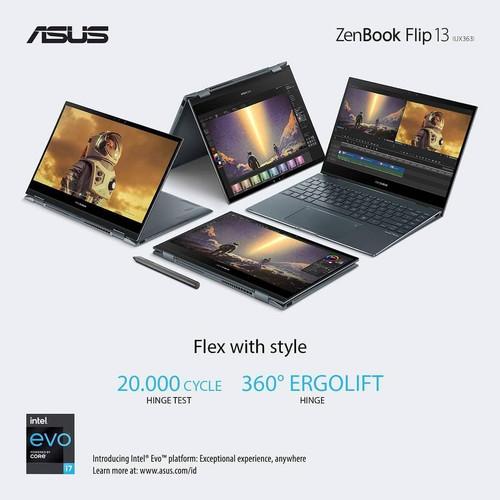 Foto Produk ASUS ZenBook Flip 13 UX363EA - EM701TS dari ITGARAGEID