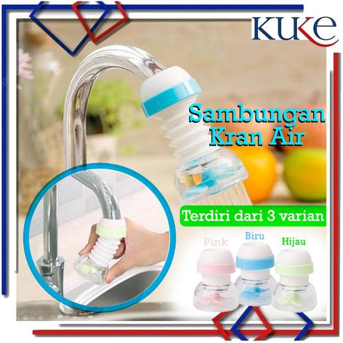 Foto Produk KUKE Sambungan Kran Air / Penyambung Keran Air - Random dari KUKE