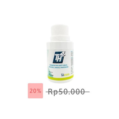 Foto Produk TH4+ - 100ml disinfektan anti virus, bakteri, jamur, protozoa dari atanta Shop