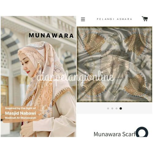 Foto Produk Jilbab Seikha Series by PELANGI ASMARA - Munawara dari dianpelangionline