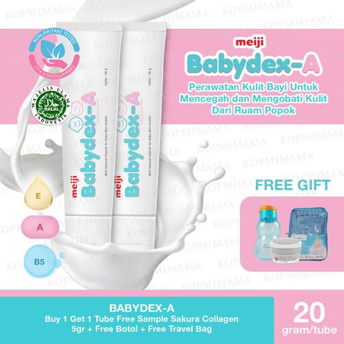 Foto Produk Babydex-A 20g (BUY 1 GET 1 FREE) + BONUS Handuk dari Kopmimama Baby