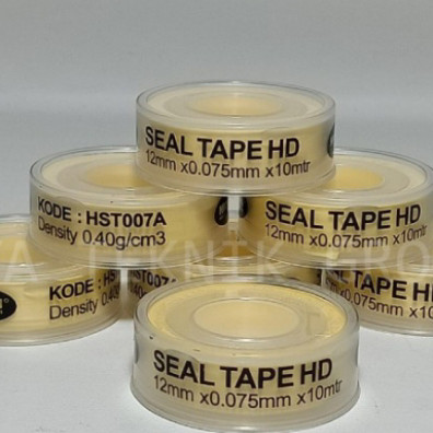 Foto Produk sealtape/siltip/seltip uk 12mmx0.075mm pjg 10m dari Daifu Indo