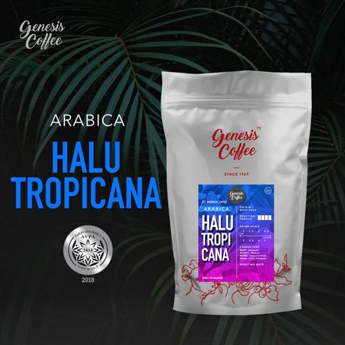 Foto Produk Arabica Halu Tropicana Specialty / Kopi Juara Internasional - Giling Frensprs, Genesis dari Genesis Coffee