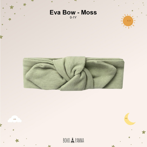 Foto Produk EVA BOW (PITA BAYI) - MOSS, 0-1 Y dari Bohopanna