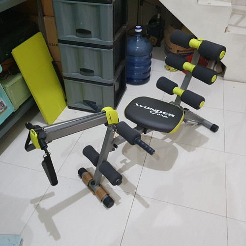 Foto Produk Wonder Core 2 Alat Fitness Original dari Kereta Narsis