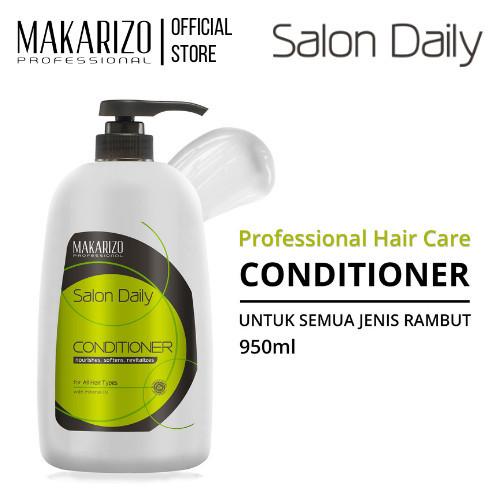 Foto Produk Makarizo Salon Daily Professional Conditioner 950ml dari Madusons Salon Supplier