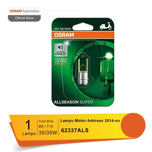 Foto Produk Osram Lampu Depan Motor Suzuki Address 2014-on - 62337ALS dari Osram Automotive