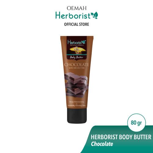 Foto Produk Herborist Body Butter Chocolate 80gr dari Oemah Herborist