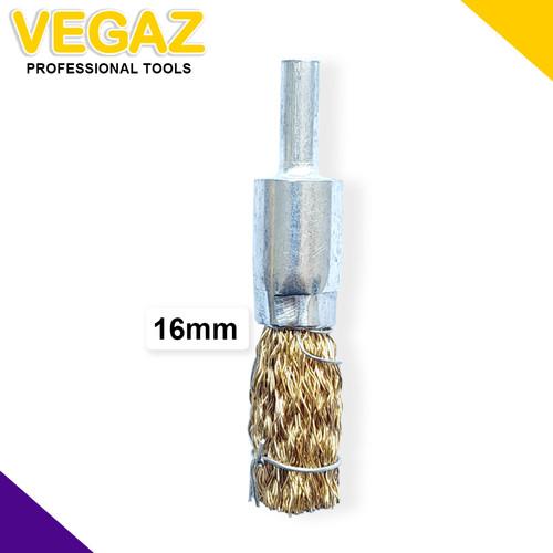 Foto Produk Mata Bor Sikat Kawat Pen Baja Mata Tuner Sikat Kawat Pen Drill dari Vegaz-Tools