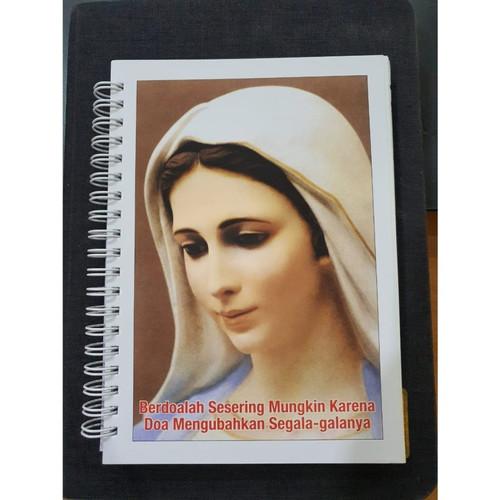 Foto Produk Buku Kumpulan Doa Katolik - Novena - Rosario - Buku Doa dari C Store 79
