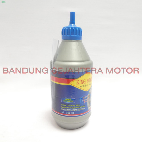 Foto Produk Cairan Ban /King power 350ml dari Bandung Sejahtera Motor