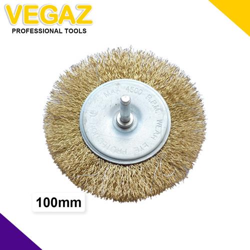 Foto Produk Mata Bor Sikat Kawat Kipas Baja Mata Tuner Sikat Kawat Kipas 100 dari Vegaz-Tools