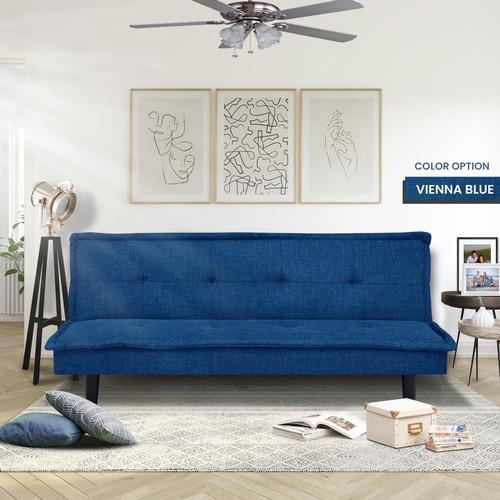 Foto Produk OODA Sofa Bed Minimalis Nyaman dan Elegan - MOBELIO - blue dari mobelio dream
