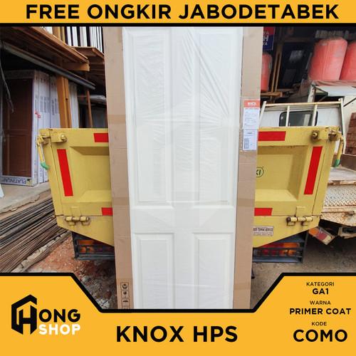 Foto Produk Pintu Geser / Sliding KNOX HPS 82x210 FULL SET SIAP PASANG - HPS-COMO dari Hong Shop ID