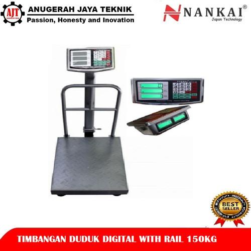 Foto Produk Nankai Timbangan Duduk Digital 150Kg ART177-08 dari AJTKREKOT
