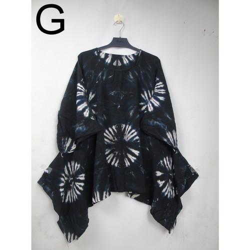 Foto Produk Atasan blouse batik shibori model kelelawar dari Asanka shop
