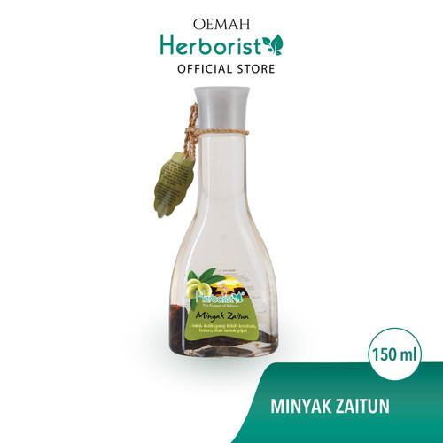 Foto Produk Herborist Minyak Zaitun 150ml dari Oemah Herborist
