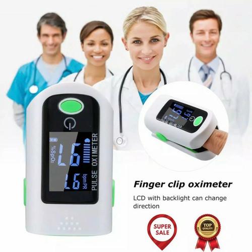 Foto Produk Alat pengukur oksigen darah detak jantung saturasi Oximeter oxymeter dari Chel's