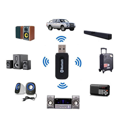 Foto Produk [ Termurah ] Bluetooth Receiver CK02 - Receiver Bluetooth Audio CK 02 dari PINZY Official Store
