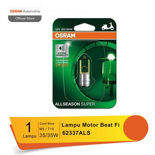 Foto Produk Osram Lampu Depan Motor Honda Beat Fi 2012-2014 - 62337ALS dari Osram Automotive