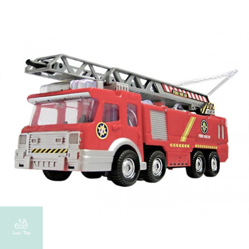 Foto Produk Lumi Toys Mobil Pemadam Kebakaran - Fire Squad Firemen Truck SY732 dari Lumi Toys
