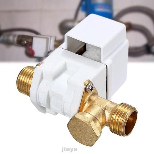 Foto Produk solenoid valve kran elektrik 24V DC 1/2 inch magnetic valve selenoid dari awallaptop