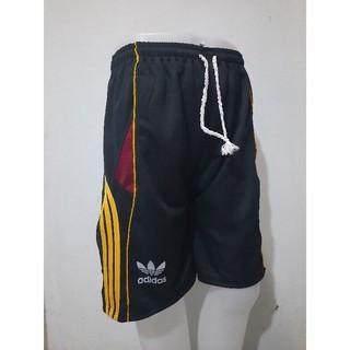Foto Produk Celana Kolor Pendek Olahraga Adidas Pria dan Wanita Bahan Lotto Tebal - Hitam dari SHOFA JAYA