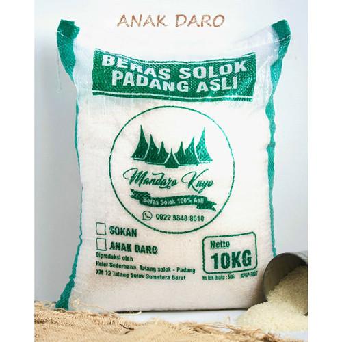 Foto Produk Beras Padang Solok - Anak Daro 10kg dari MandaroKayo