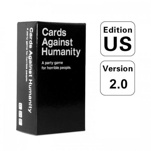 Foto Produk Kartu Permainan Cards Against Humanity Card Game Board Games dari detoyzz