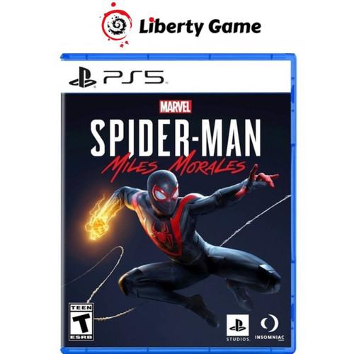 Foto Produk PS5 Spiderman Miles Morales / Marvel Spiderman - R3 dari Suyanto//Liberty Game