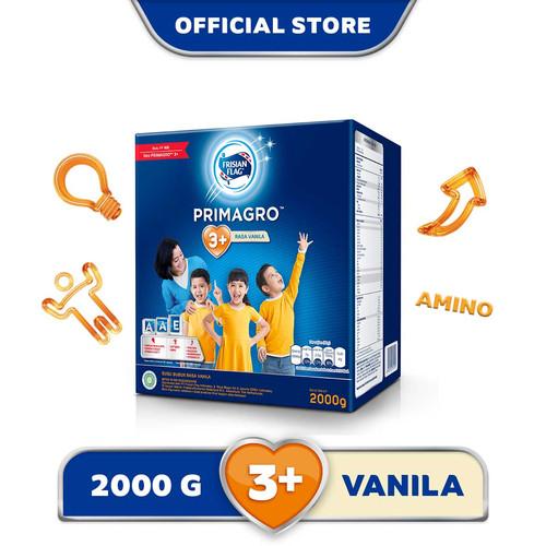 Foto Produk Frisian Flag Primagro 3+ Vanilla 2000g dari Frisian Flag Official