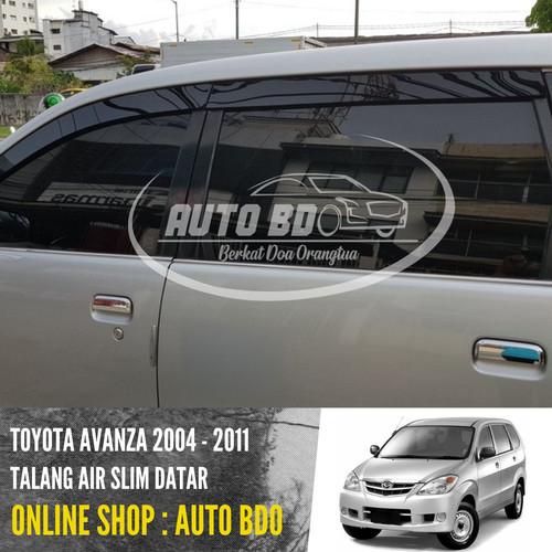 Foto Produk Talang Air Avanza Lama 2004 - 2011 Slim Datar Flat Like Ori dari Auto BDO Berkat Doa Ortu