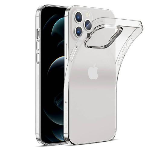 Foto Produk Slim TPU Case iPhone 12 Pro Max 6.7 - Original Clear Soft Bening Cover dari Logay Accessories