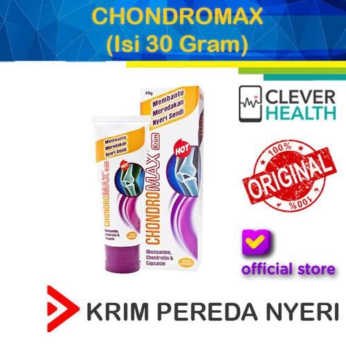 Foto Produk Chondromax 30gr / Cream Pereda Nyeri Sendi dari CleverHealth