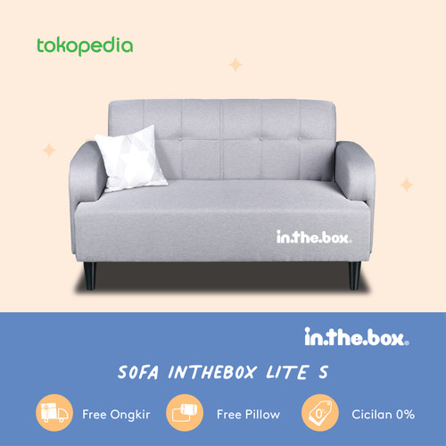 Foto Produk INTHEBOX SOFA LITE S dari INTHEBOX Official Store