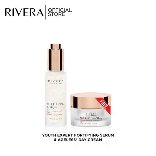 Foto Produk Rivera Youth Expert Fortifying Serum 50ml dari Rivera Cosmetics