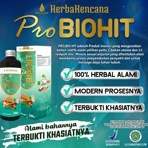 Foto Produk Pro BIOHIT Herbal Segala Penyakit dari amanahberkahkencana
