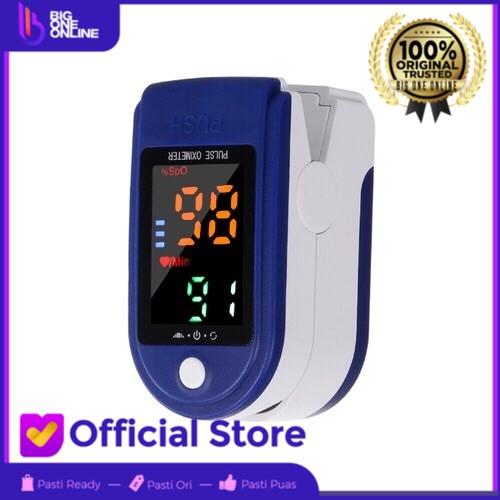 Foto Produk Finger Pulse Oximeter, Oxymeter Saturasi, Alat Pengukur kadar Oksigen dari BigOneOnline