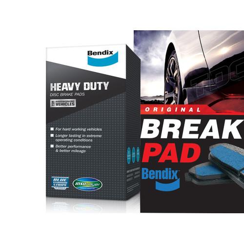 Foto Produk NISSAN Grand Livina 2008-2011 F Brake Pad Bendix Heavy Duty dari TDC Variasi