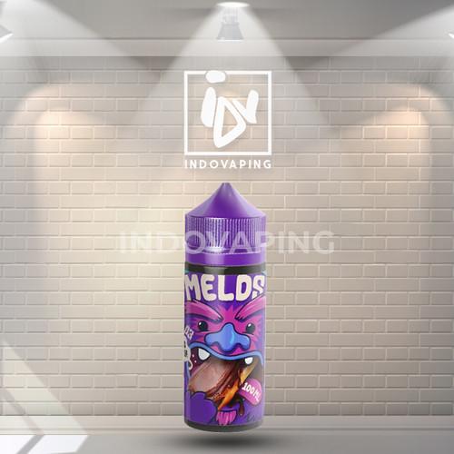 Foto Produk Liquid Vapor Vape - Melds Choco Puff 3mg 100ml By Union Labs X Steve dari indovapingnet